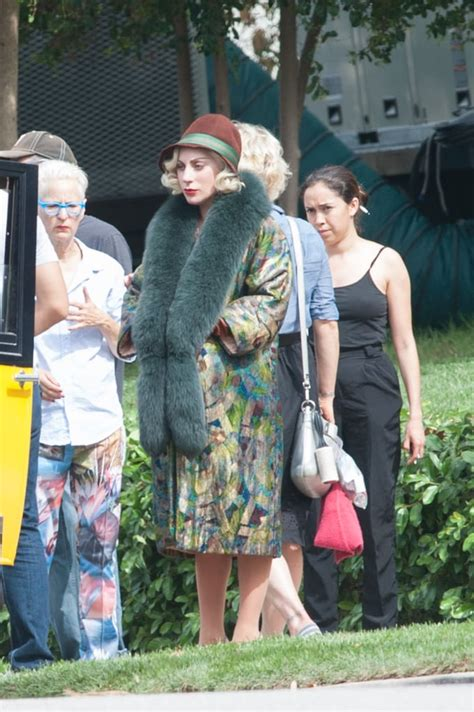 Lady Gaga Is Pregnant on the American Horror Story Set