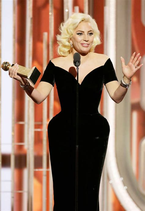 Lady Gaga bags Golden Globe for American Horror Story's