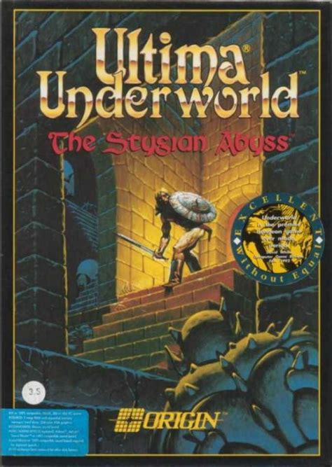Ultima Underworld: The Stygian Abyss (Game) - Giant Bomb