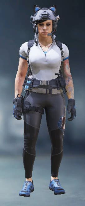 Mara - Notice Meow, epic Soldier in Call of Duty Mobile