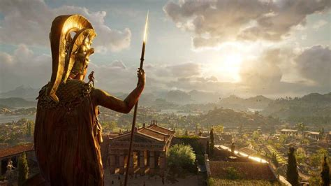 Assassin's Creed Odyssey New Game Plus Mode is on its Way