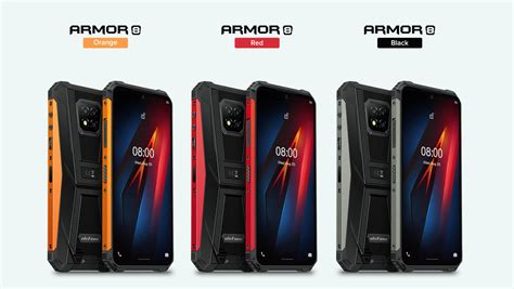 Ulefone Armor 8 price in India 2020 from ₹12'558 and full