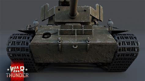 [War Thunder] T26E4 Super Pershing: Under a Panther Mask