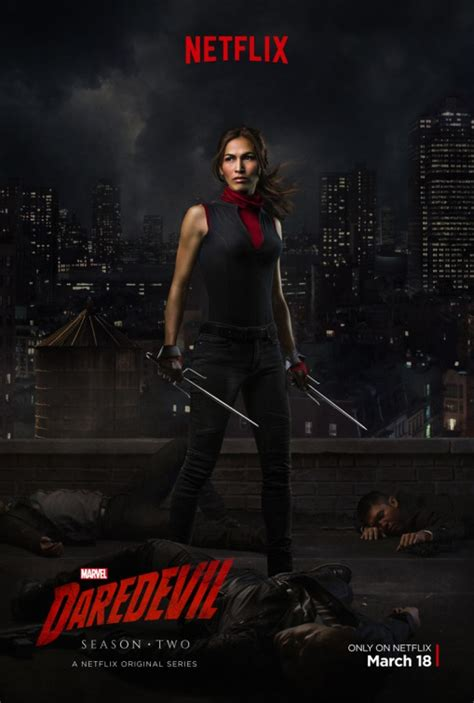 Daredevil Season 2 character posters are here and they're