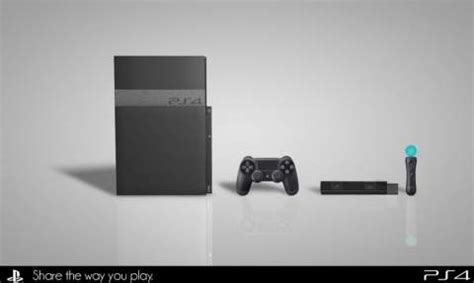 This is One of The Best PS4 Concept Design on Internet