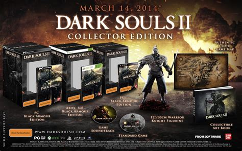 Dark Souls 2 Collector's Edition laid bare - video inside