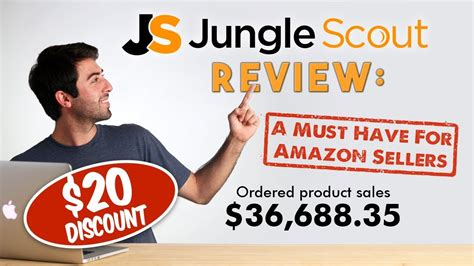 Jungle Scout Review (With 20% Discount): A Must Have For