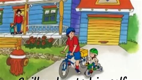 [YTP] Caillou hurts himself (Inappropriate for kids