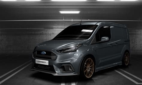 Ford Transit Connect MS-RT: furgone tuning