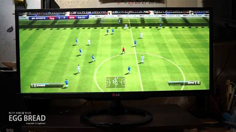 LG 21:9 CINEVIEW 29MA73 FIFA 14 2560*1080 GAMES VIDEO / LG