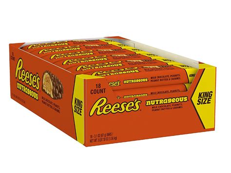 Reese´s Nutrageous King Size - Peanutbuttershop
