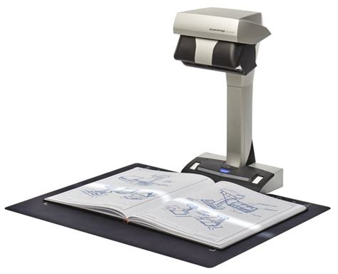Fujitsu ScanSnap SV600 review: Touch-free scanner won't