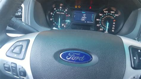 Ford TPMS relearn , tire pressure monitor system realern