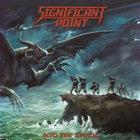pre-order: SIGNIFICANT POINT - Into the Storm LP special