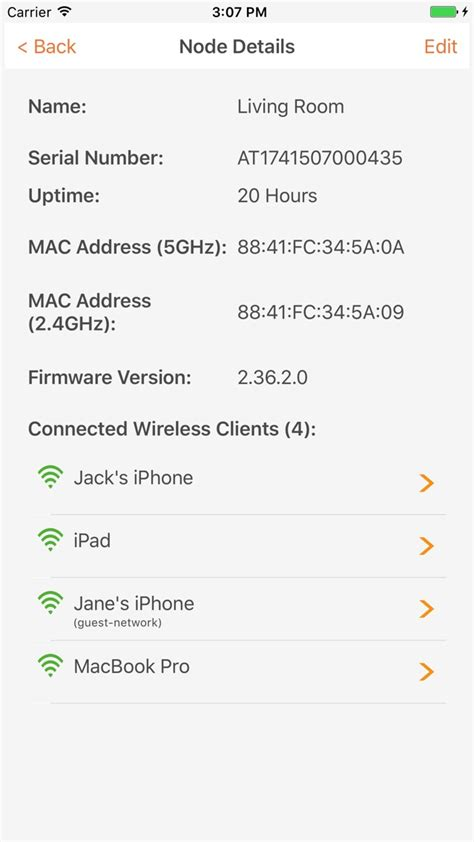 AirTies WiFi App for iPhone - Free Download AirTies WiFi